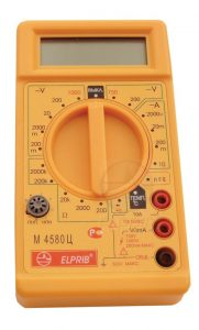 DIGITAL MULTIMETERS M4580C